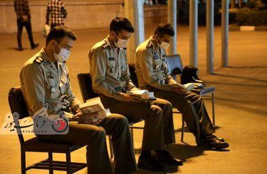 مراسم شب بیست و سوم ماه مبارک رمضان در دانشگاه افسری امام علی