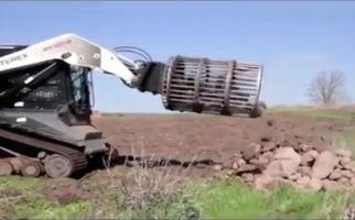 وسیله جالبی که کار کشاورزان را بسیار آسان میکند