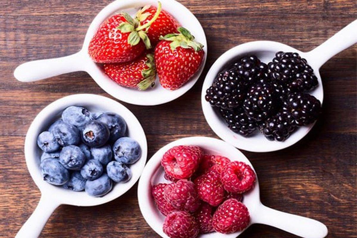 مصرف چه میزان میوه و سبزی سرحالتان میکند؟