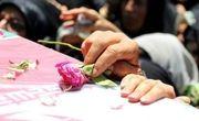 ۱۰ شهید گمنام بر دوش مردم خراسان شمالی تشییع شد