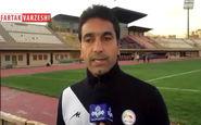 صحبت های کیانوش رحمتی مربی تیم گل ریحان البرز بعد از بازی با مس رفسنجان