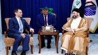 عراق می تواند میانجی ایران و آمریکا باشد