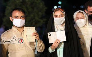 تصاویر اختصاصی از حضور پرشور و شعور مردم اصفهان در انتخابات