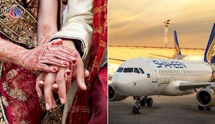 تکرار هواپیماربایی مرد عاشق مصری در آسمان پاکستان