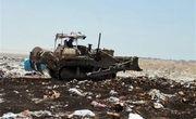 ۱۲.۵ تن مواد غذایی فاسد در زنجان معدوم شد