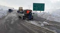 نجات سرنشینان 280 خودروی گرفتار در برف