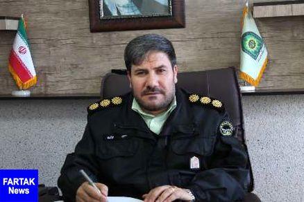 مخلان نظم و امنیت عمومی در دام پلیس کرمانشاه