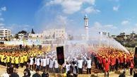تجدید بیعت با رهبر معظم انقلاب در جنوب لبنان