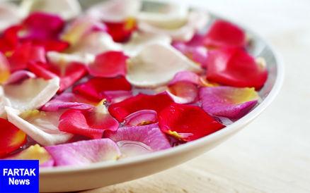 ماسکهایی طبیعی که پوستتان را مثل برگ گل زیبا و نرم میکند+ دستورالعمل