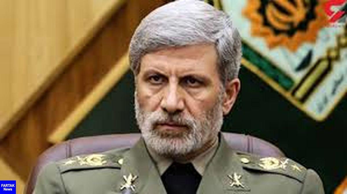 برنامههای وزارت دفاع در حوزه مقابله با کرونا در مجموعه تحت مدیریت شهید فخری زاده انجام میشد