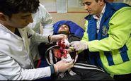 آمار مصدومان چهارشنبه آخر سال در کرمانشاه به ۲۲ نفر افزایش یافت