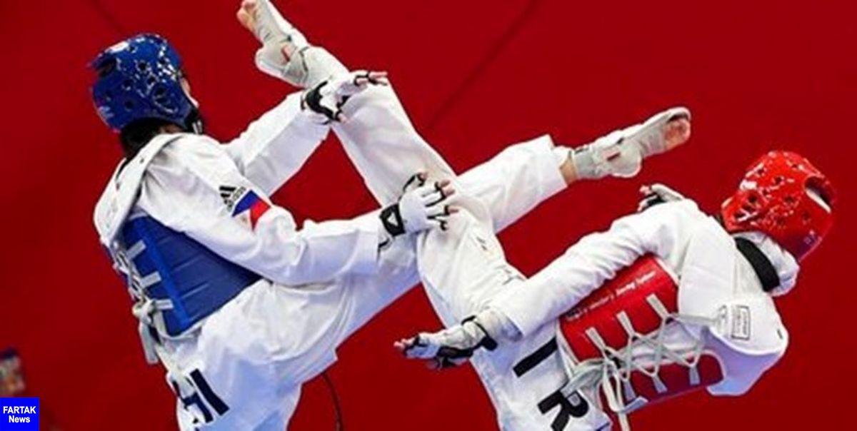 المپیک توکیو|مراسم قرعه کشی رقابت های تکواندو برگزار شد