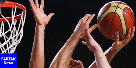 دومین شکست حریف بسکتبال ایران در دیدار تدارکاتی