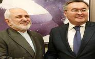 وزیران خارجه ایران و قزاقستان تحولات روابط دو جانبه را بررسی کردند