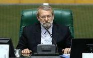 درگیری لفظی حاجیدلیگانی و لاریجانی در مجلس