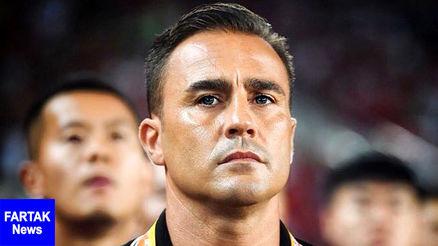 رسمی: کاپیتان بزرگ فوتبال ایتالیا هدایت تیم ملی چین را بر عهده گرفت