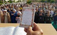 برپایی نماز عید فطر در 16 بقعه متبرکه استان کرمانشاه