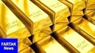 قیمت جهانی طلا امروز ۱۳۹۸/۰۷/۲۷