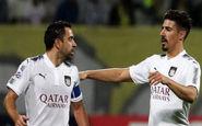 آماده سازی فوق العاده تیم فوتبال السد برای رویارویی با پرسپولیس