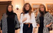 واکنش رسانه ملی به پوشش متین ستوده در اکران مسخره باز