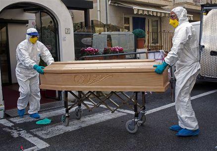 بحران کرونا در شرق فرانسه/ مرگی راحت برای بیماران کرونایی بالای ۸۰ سال
