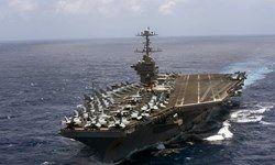 غیبت پنج ماهه ناوهای هواپیمابر آمریکا در خلیج فارس