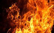 طاها 8 ساله به آتش زد و جان 4 کودک شیرازی را نجات داد