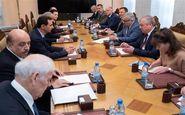 دیدار هیئت بلندپایه روسی با بشار اسد