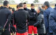 صحبتهای قاطع سرپرست نساجی به اعتصاب بازیکنان