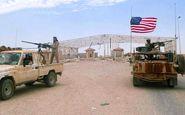 آمریکا پایگاه ارتش سوریه را منهدم کرد