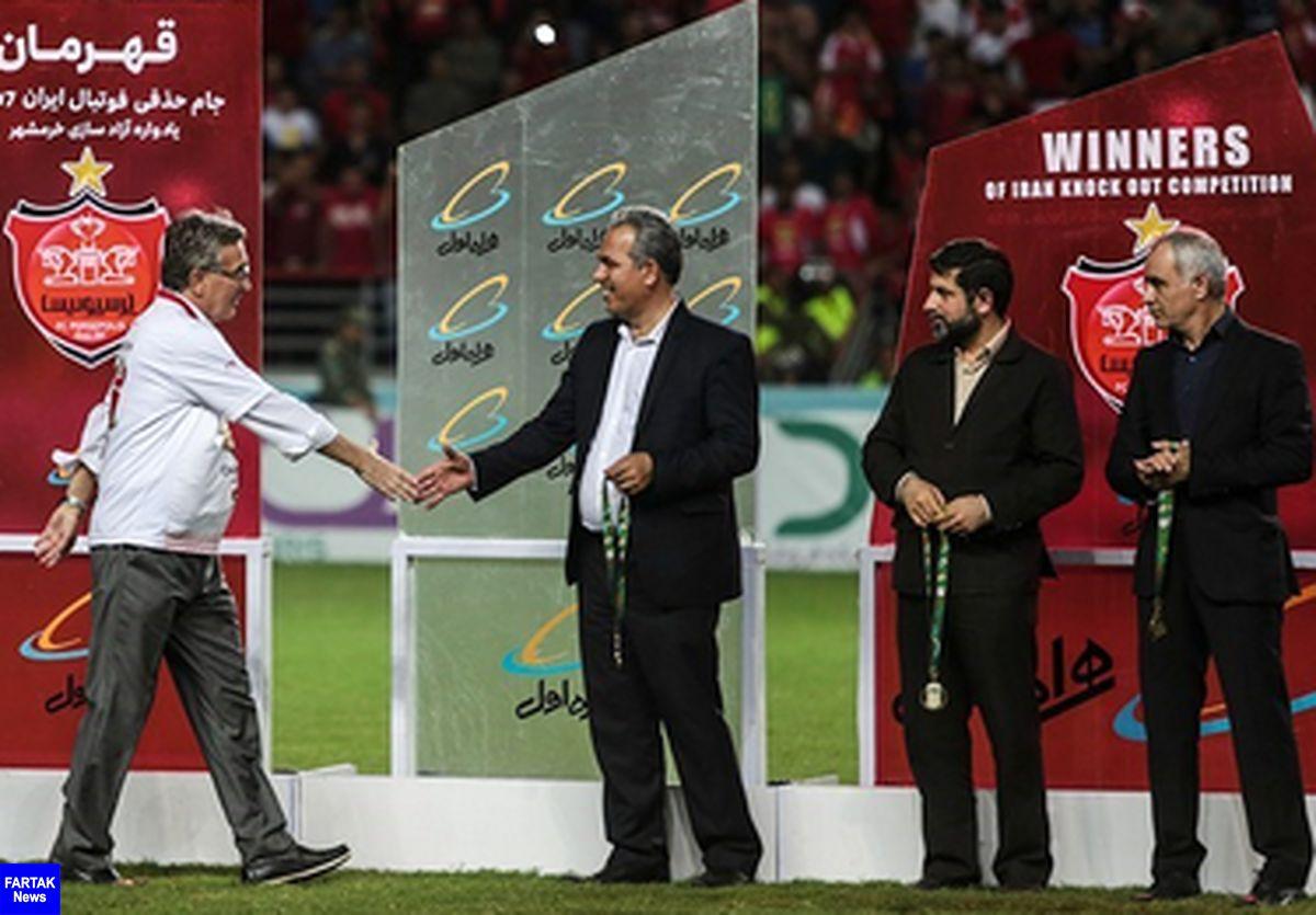 عرب:باشگاه از هیچ کوششی برای ادامه کار با برانکو دریغ نکرده است