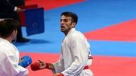 7شانس مدال برنز برای کاراته کارهای ایران در لیگ جهانی کاراته وان دبی
