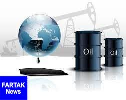 قیمت جهانی نفت امروز 1398/03/21