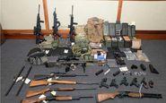 افسر آمریکایی به اتهام برنامه ریزی حمله تروریستی بازداشت شد