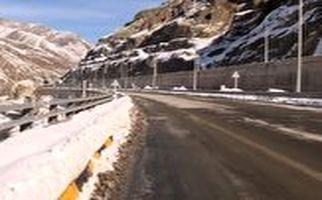 آغاز شمارش معکوس برای افتتاح قطعه یک آزادراه تهران_شمال