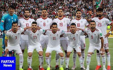 ترکیب اصلی تیم ملی ایران مقابل کره جنوبی اعلام شد