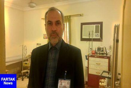 فعالیت شبانهروزی پزشکان ایرانی در درمانگاههای مدینه منوره