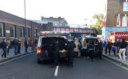 انفجار در شمال لندن؛ ۵ مجروح در ایستگاه مترو