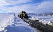 راه دسترسی 188 روستای کردستان مسدود است