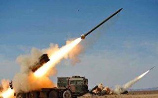 شلیک موشکهای زلزال یک به مواضع مزدوران سعودی در یمن+فیلم