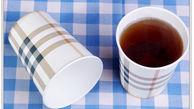 هشدار؛در این لیوان ها چای ننوشید