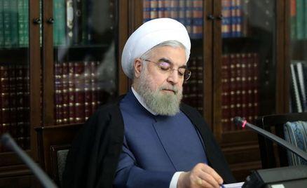 روحانی درگذشت مادر شهیدان داداشی دیوکلایی را تسلیت گفت