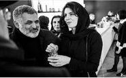 لیلا حاتمی و آقای کارگردان در براین