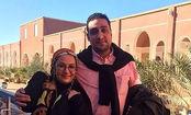 طلاق لاله صبوری از شوهر آمریکایی اش + عکس