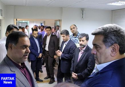 بازدید شهردار تهران از سازمان ورزش