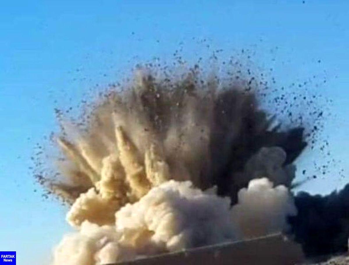 ۳۰ عضو طالبان طی انفجار بمب در مسجد کشته شدند