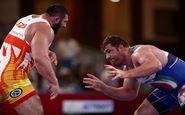 زور هادی به پتریاشویلی نرسید/مدال برنز سنگین وزن در انتظار ایران