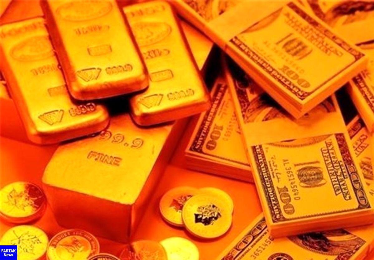 قیمت طلا، قیمت دلار، قیمت سکه و قیمت ارز امروز ۹۸/۰۹/۱۷