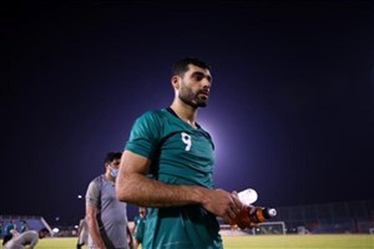 بدشانسی طارمی مقابل بحرین