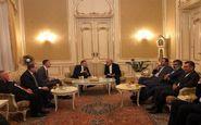 دیدار صالحی با رئیس روس اتم در وین